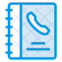 Contact Book Call Contact Icon