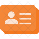 Contact Detail Info Icon