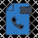 Contact File Icon