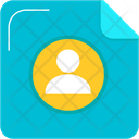 Contact Information Icon
