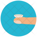 Contacts Lens Eye Icon
