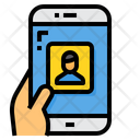 Contact Contact List Smartphone Icon