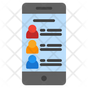 Contact List Phonebook Phone Icon