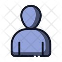 Contact Person People Icon