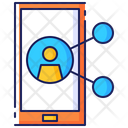 Contact sharing Icon