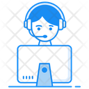 Contact Support Icon