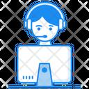 Contact Support Csr Helpline Icon