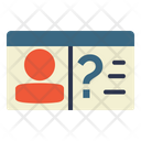 Tutorial Contact Course Icon