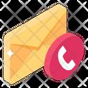 Helpline Contact Us Phone Call Icon