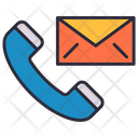 Business Call Contact Icon