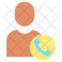 Contact User Icon