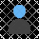 Contacts Profile Avatar Icon