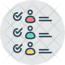 Contacts Friends Group Icon