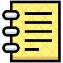 Business Financial Contacts Icon