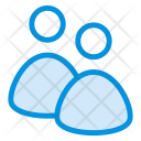 Contacts Group Users Icon