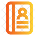 Contacts Book Phone Book Book Icon