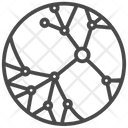 Wuhan Coronavirus Virus Icon