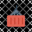 Container Hook Crane Icon