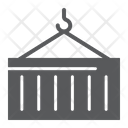 Container Cargp Shipping Icon