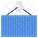 Container Hook Delivery Icon