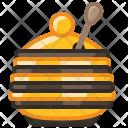 Container Health Honey Icon