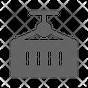 Container Cargo Logistic Icon