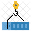 Shipment Container Hanging Icon