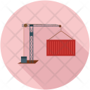 Container Lifter Lift Icon