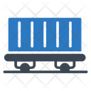 Container Truck Transport Icon