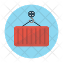 Container Crane Hook Icon