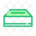 Delivery Container Packaging Icon