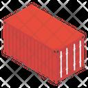 Container Cargo Shipment Icon