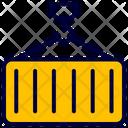 Container Crane Carry Icon