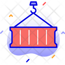 Container Shipment Logistic Icon