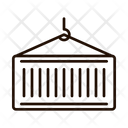 Container Delivery Shipping Icon