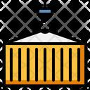 Container Cargo Shipping Icon