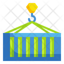 Container Shipping Delivery Icon