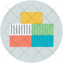 Container Shipment Luggage Icon