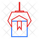 Container Crain Cylinder Icon