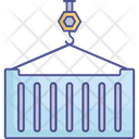 Container Lifter Shipping Container Lifter Cargo Containers Icon