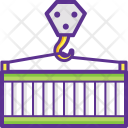 Container Lifter Icon