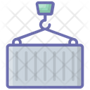 Container Lifting Icon