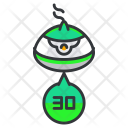 Container Number Icon