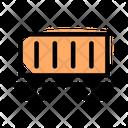 Container Train Cargo Train Container Icon