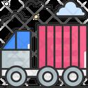 Container Truck Cargo Truck Logistics Icon