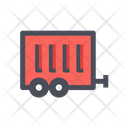 Container Truck Cargo Truck Delivery Truck Icon