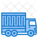 Container Truck Container Truck Icon