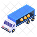 Cargo Truck Delivery Truck Container Truck Icon