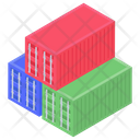 Containers Icon