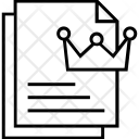 Content File Premium Icon